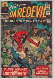 Daredevil #19 (Aug-66) FN+ Mid-High-Grade Daredevil