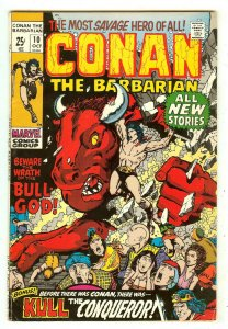 Conan The Barbarian 10   Kull story by Severin   52 Pages