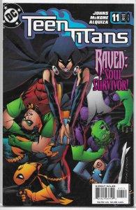 Teen Titans   vol. 3   # 11 FN Johns/McKone