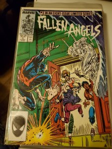 Fallen Angels #3 (1987) signed copy