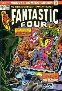 Fantastic Four (1961 series) #144, VF+ (Stock photo)