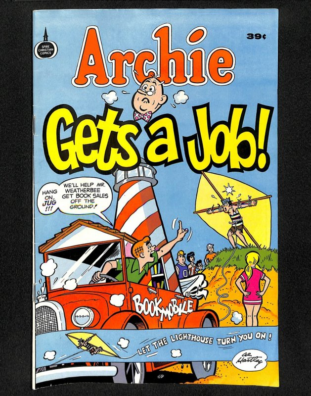 Archie Gets a Job #1 (1977)