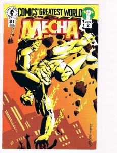 Comics Greatest World Mecha Week # 2 Dark Horse Comic Books WOW!!!!!!!!!!!!! S56