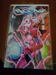 Axcend #4 (2016)