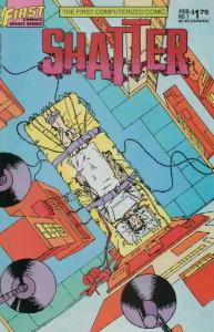 Shatter (2nd series) #7 FN; First | save on shipping - details inside