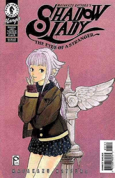 Shadow Lady (Masakazu Katsura's…) #11 VF/NM; Dark Horse | save on shipping - det