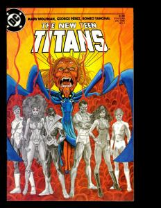 12 New Teen Titans Comics # 1 2 3 4 5 6 7 8 9 10 11 12 GK20