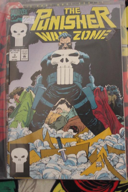 The Punisher War Zone 3 VF