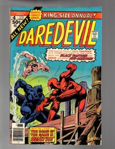DAREDEVIL ANN  4 (1976) VERY GOOD  1976