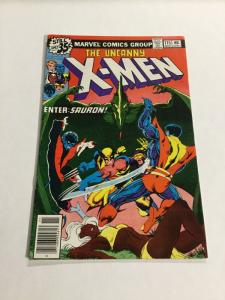 X-Men 115 Vf- Very Fine- 7.5 Marvel