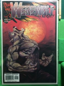 Werewolf by Night #2 Variant Cover