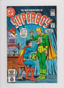 DC Comics! The New Adventures of Superboy! Issue 17!