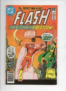 FLASH #290 291 292 293 , VG/FN, 4 issues, 1980, more in store, DC