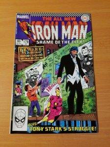 The Invincible Iron Man #178 ~ NEAR MINT NM ~ (1984, Marvel Comics)