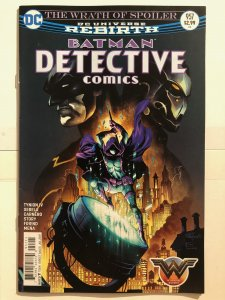 Detective Comics #957 (2016) - Rebirth