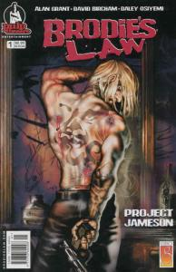 Brodie's Law #1 FN; Pulp Theatre | save on shipping - details inside