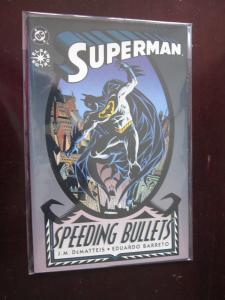 Superman Speeding Bullets #1 - 9.4? - 1993