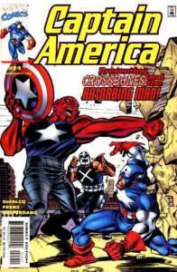Captain America (1998 series) #24, NM + (Stock photo)