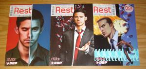 Milo Ventimiglia Presents Rest #0 & 1-2 VF/NM complete series this is us actor