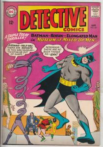 Detective Comics #331 (Sep-64) VF+ High-Grade Batman, Robin