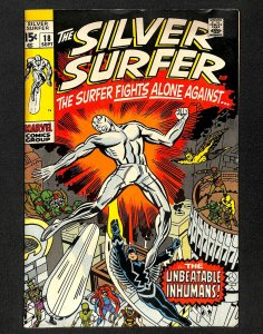 Silver Surfer #18 FN 6.0