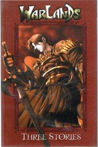 Warlands: Three Stories (CA) #1 (2001)
