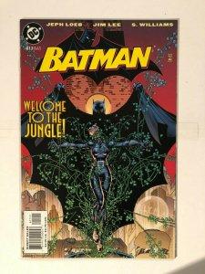 Batman #611 - 1st Appearance of Thomas Elliott (Hush)