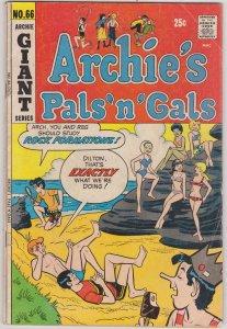 Archie's Pals N Gals #66