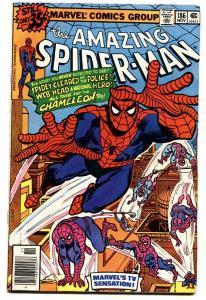 Amazing Spider-Man #186 comic book 1978- Chameleon - Marvel Comics