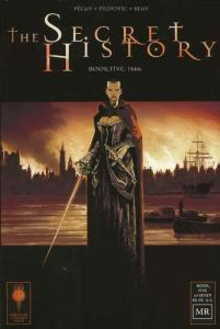 Secret History, The #5 VF/NM; Archaia | save on shipping - details inside