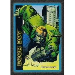 1993 Skybox Ultraverse: Series 1 BOOM BOY #6