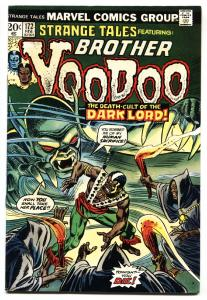 STRANGE TALES #172 BROTHER VOODOO-ROMITA COVER comic book