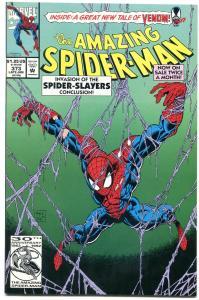 AMAZING SPIDER-MAN #373 1993-MARVEL COMICS VF/NM
