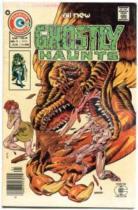 GHOSTLY HAUNTS #50, FN, Steve Ditko, Larson, 1971 1976, more Charlton in store