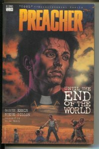 Preacher: Gone To Texas-Garth Ennis-1997-PB-VG/FN