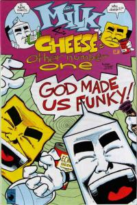 Milk & Cheese #2 VF; Slave Labor | save on shipping - details inside