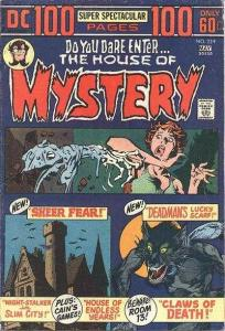 House of Mystery (1951 series) #224, VG (Stock photo)