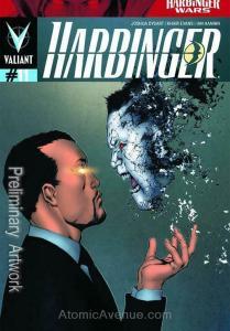 Harbinger (2nd Series) #11 VF/NM; Valiant | save on shipping - details inside