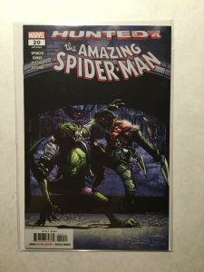 Amazing Spider-Man 20 Lgy 821 Near Mint Nm Marvel
