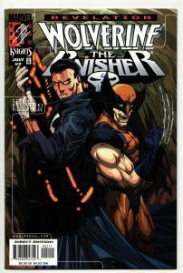 Wolverine Punisher Revelation #2 (Marvel, 1999) NM