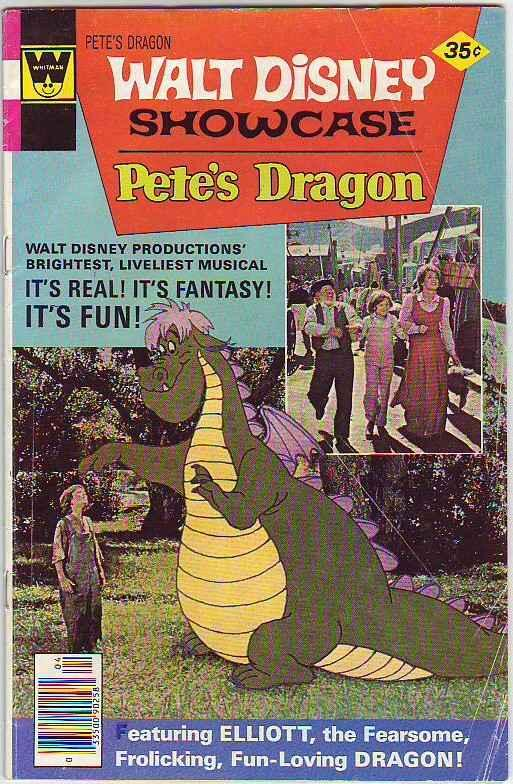 Walt Disney Showcase Pete's Dragon #43 (Apr-78) VG Affordable-Grade Pete's Dr...