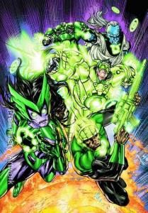 Green Lantern Corps (2nd Series) HC #7 VF/NM; DC | save on shipping - detail