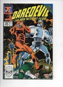 DAREDEVIL #275 NM-  Murdock, InHumans, 1964 1989, more Marvel in store