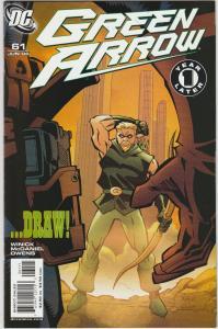 5 Green Arrow DC Comic Books # 61 62 63 64 65 Deathstroke Brick Winick LH14