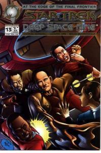 Star Trek: Deep Space Nine (1993 series) #13, NM- (Stock photo)