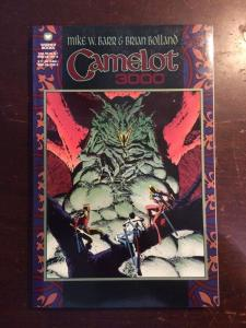 Camelot 3000 Tpb Mike Barr Brian Bolland Warner Books