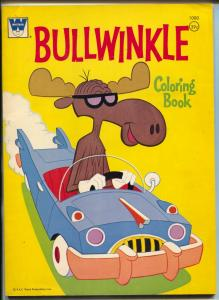 Bullwinkle Coloring Book -Whitman #1080 1971