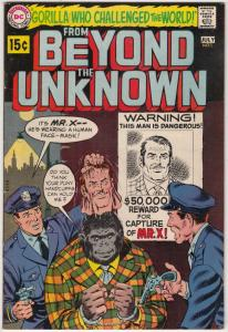 From Beyond the Unknown #5 (Jul-70) FN/VF- Mid-High-Grade