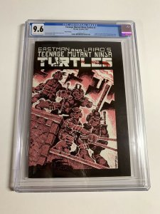 teenage mutant ninja turtles 1 Cgc 9.6 Ow/w Pages 3rd Third Printing Mirage 007