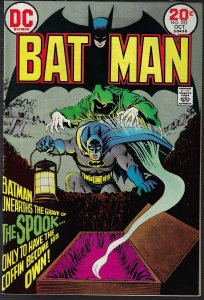 Batman #252 (DC, 1973) VF+
